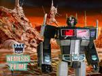 Nemesis Prime (Black Convoy) Takara Transformers