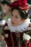 Red Elizabethan by Lady-Lovelace