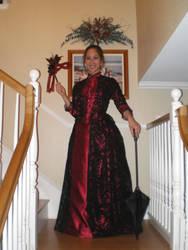 Halloween Dress by Lady-Lovelace