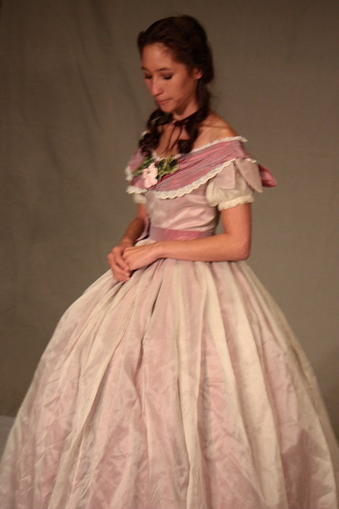 Ball Gown at Costume College by Lady-Lovelace on DeviantArt