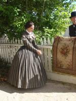 'Slumming It' Dress at Work by Lady-Lovelace