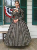 The 'Slumming It' Dress by Lady-Lovelace