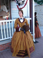 Gettysburg Gown 2 by Lady-Lovelace