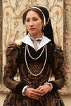 1560s Gown at Faire