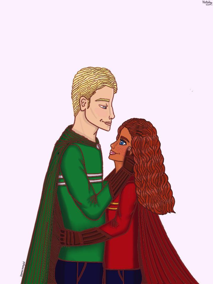 Quidditch Love by samesanegirl