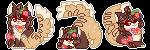 [C] Sheepily icon batch 3/12 by NotSoDainty
