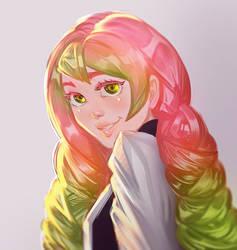 Mitsuri (Day 15)