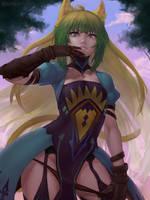 Fate - Atalanta by Unsomnus