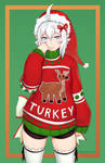 Luna - Christmas Sweater