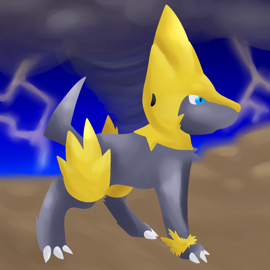 Manectric * by CleverConflict