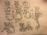 Winx Club Mer-Animals