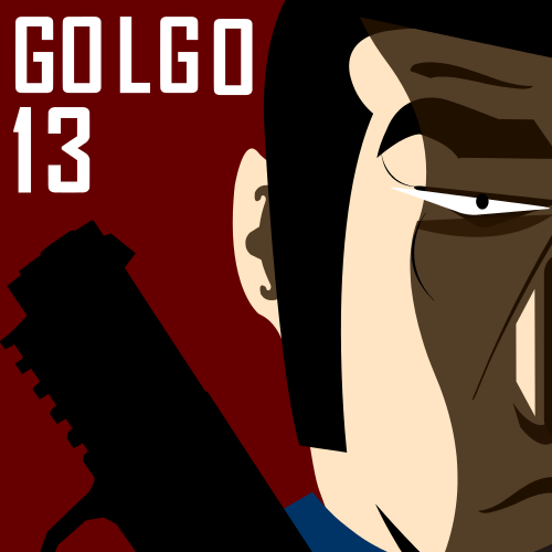 Black Ops II Emblem: Golgo 13 By DarkChaos739 On DeviantART