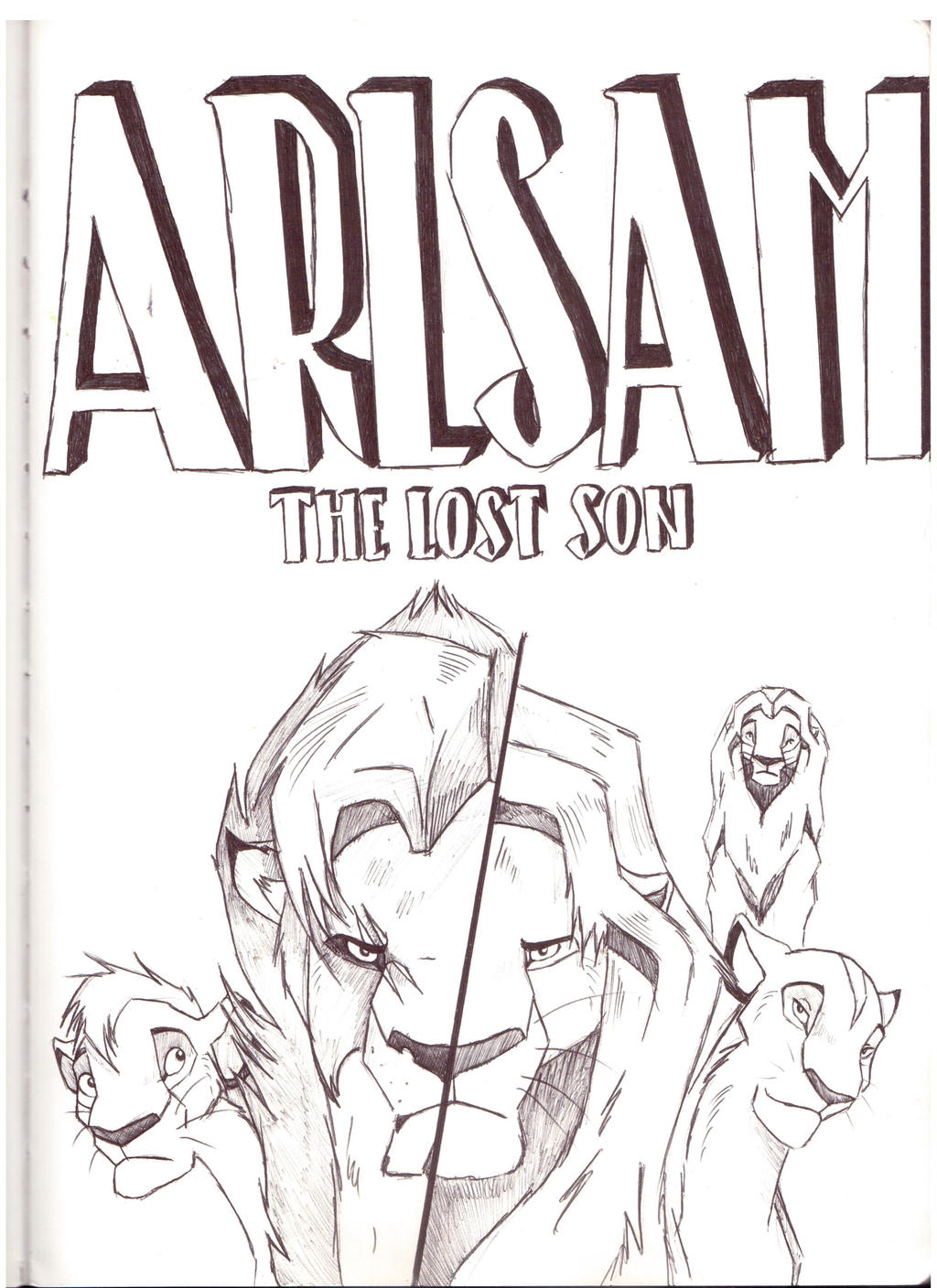 arlsam the lost son by tessaharmse on deviantart