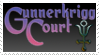 Gunnerkrigg Court Stamp (Version 1) by TreTrethe2nd