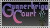 Gunnerkrigg Court Stamp (Version 1) by TreTrethe2nd
