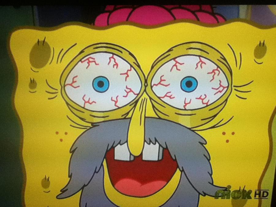 Creepy Spongebob by HatsuneMiku012 on DeviantArt