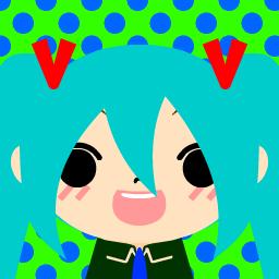 Miku Chibi~ by HatsuneMiku012