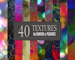 Rancid and Peaches Texture Pack by JU5TPeachy