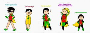 Robin Style!