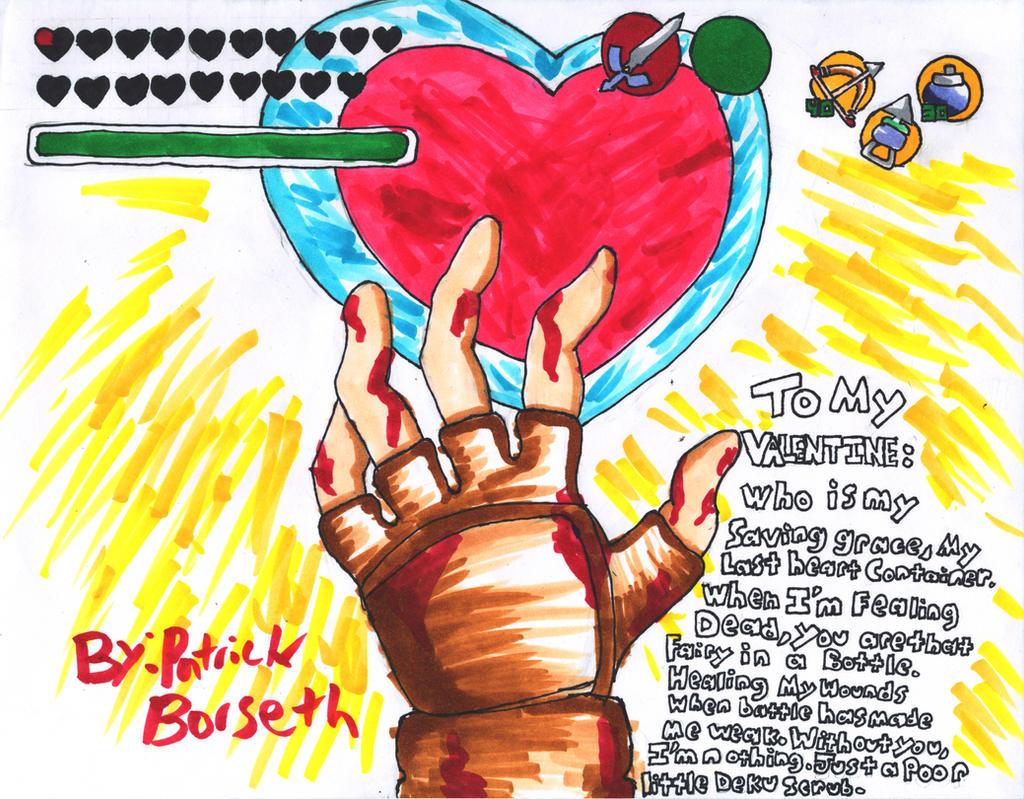 Zelda Valentine by HyperMetroid