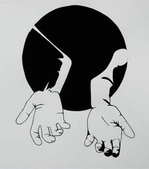 The BLACK DOT of SHAME by ParthKothekar