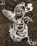 Papercut Art #004