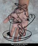 Papercut Art #11