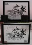 Papercut Art #0032