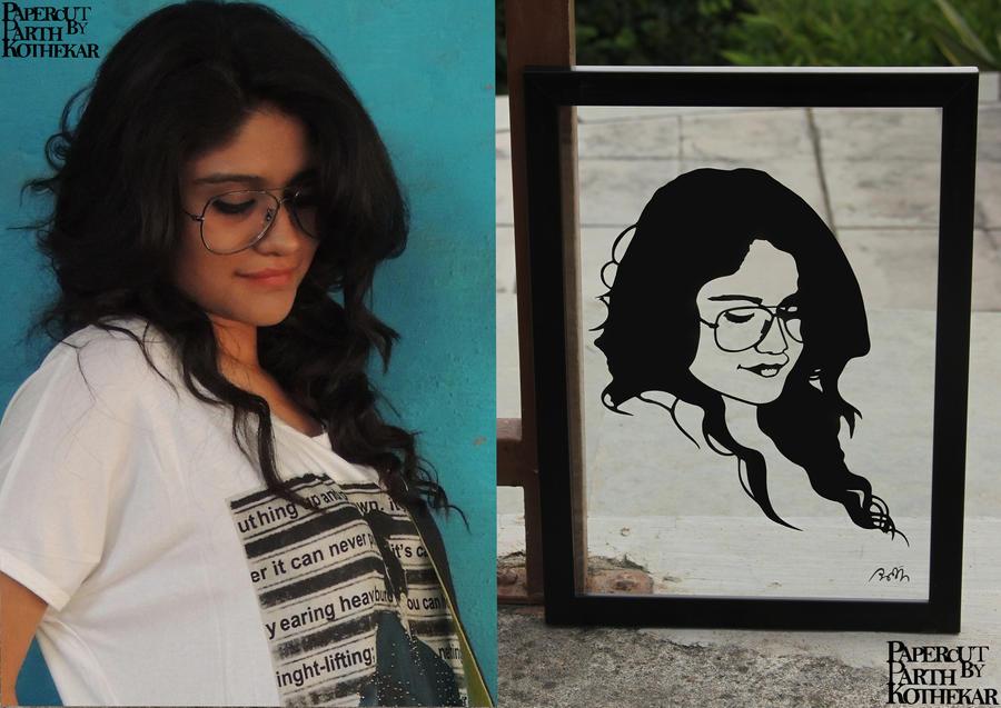 Papercut Artwork by ParthKothekar