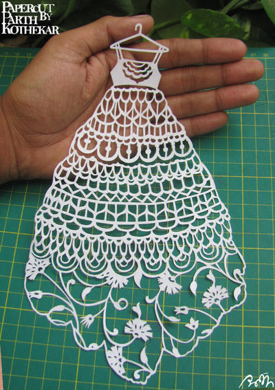 Papercut Art #006 by ParthKothekar on DeviantArt