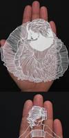 Papercut by Parth Kothekar - papercuts - paper