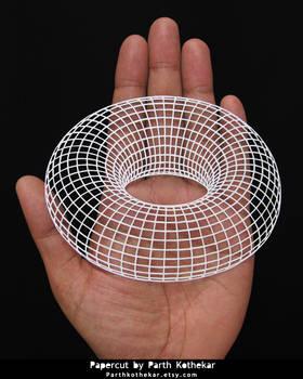 Miniature Papercut - Papercutting - 3dpapercut