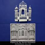 Papercut - india - Papercutting - Paper art