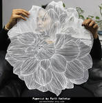 Papercut - Indian - Papercutting - Paper - Art -