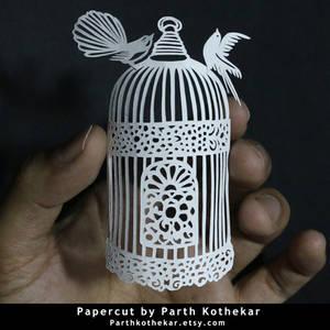 Papercut - Indian - Papercutting - Paper - Art -