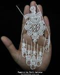 Papercut - Heena - Papercutting - Mehandi