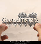 Papercut - Game of Thrones - Got - Logo - Art