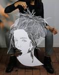 Papercut - Papercutting - Art - Parthkothekar
