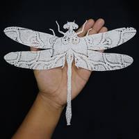 Papercut - Papercutting - Art - Parthkothekar by ParthKothekar