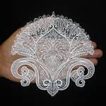 Papercut Paisley - Papercutting - Papercuts - art