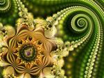Mandelbrot 38 - Cycle of rebirth -