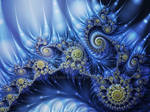 Mandelbrot 54  - Sublimation -