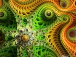 Mandelbrot 66 - Little Dream -