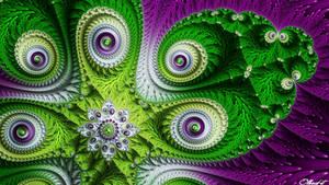 Mandelbrot 116 - Mental beauty -