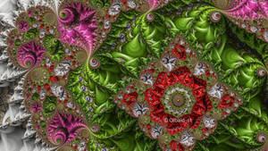 Mandelbrot 150 - Secret Garden -