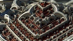 Mandelbulb3D #019 - Dream  generator -
