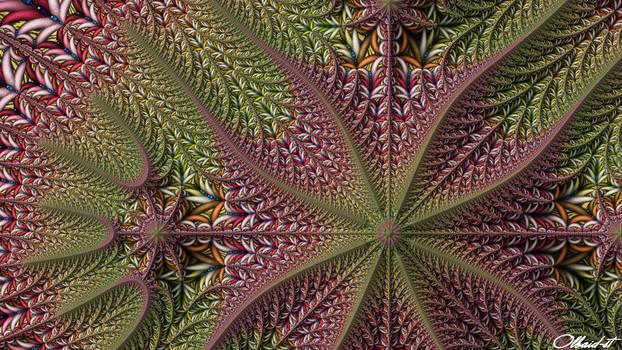 Mandelbrot 172 - Spring in full bloom -