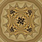 Deep Mandelbrot Set #101 Magnification 4.048e+710