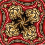 Deep Mandelbrot Set #120 Magnification=8.96e+497