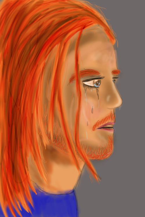 Tim Minchin by TimeAgentAvril